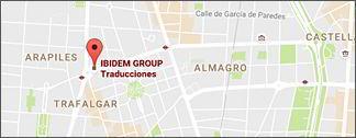 Ibidem Group. Agència de traducció. Oficines a Madrid