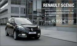 Ibidem traduce la última campaña de publicidad de Renault Dacia y Scenic para el año 2017, de Francés a Español