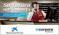 Ibidem traduce el Informe del Programa Incorpora de la Caixa, de Español a Francés.