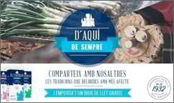 Ibidem colabora con la agencia Havas y traduce anuncios de leche el Castillo.