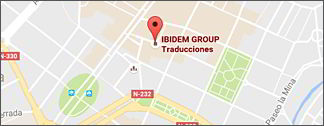 Ibidem Group. Translation agency. Offices in Zaragoza