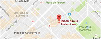 Ibidem Group. Translation agency. Offices in Barcelona, Spain