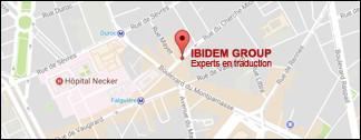 Ibidem Group. Translation agency. Offices in Paris, France