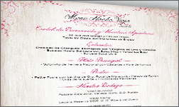 Ibidem traduce a Inglés el menu y las cartas de los restaurantes del grupo Pacha.