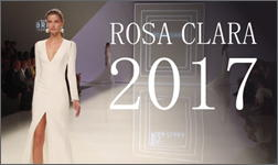 Ibidem traduce a Inglés la colección 2017 de vestidos de boda de Rosa Clará